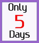 5days