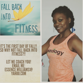 Fall Back Into Fitness